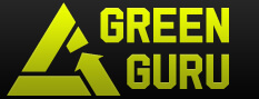 Green guru gear logo