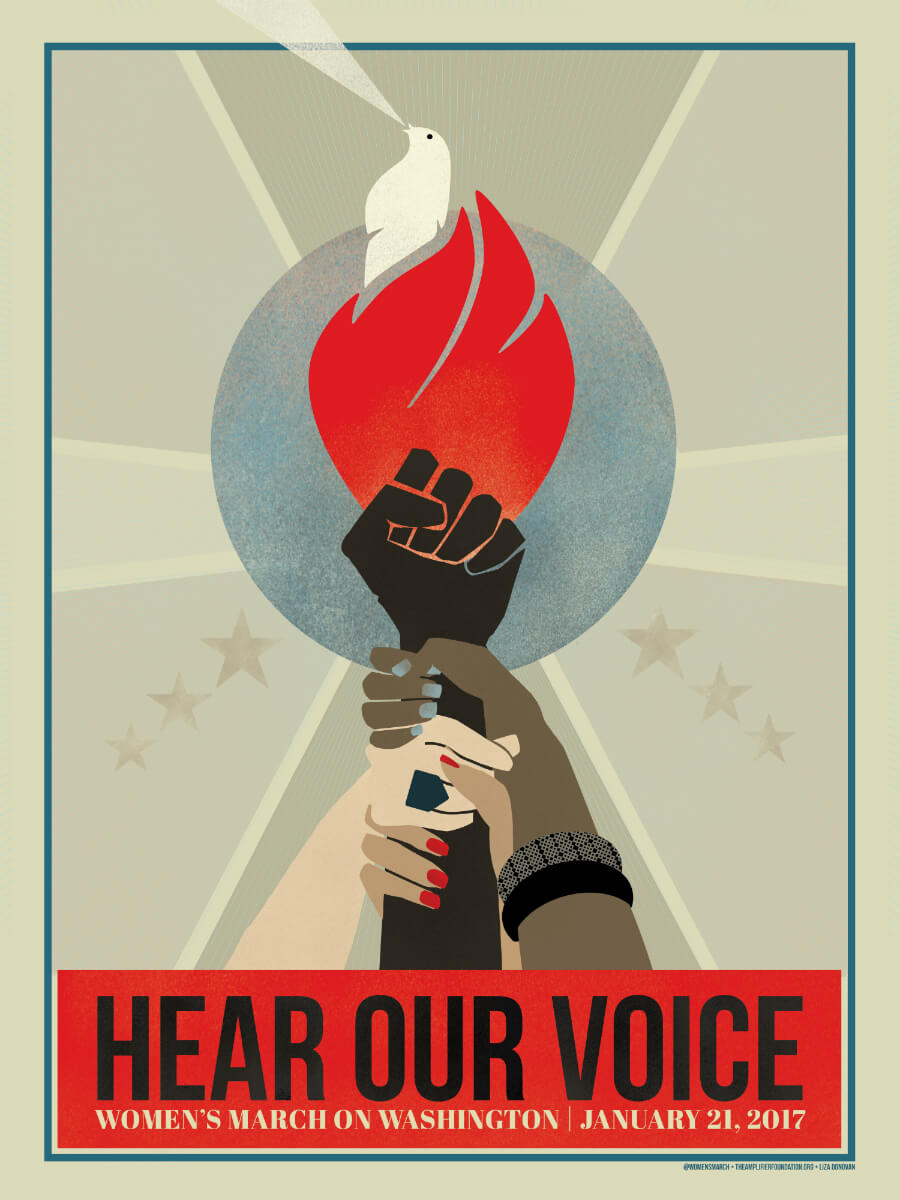 Hear Our Voice, by Liza Donovan